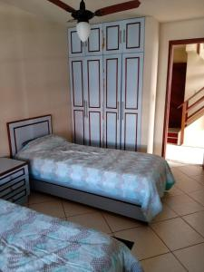 A bed or beds in a room at Casa Garcia