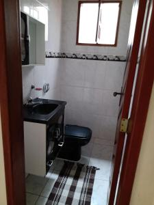 A bathroom at Casa Garcia