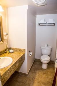 Ein Badezimmer in der Unterkunft The Village Inn of Lakefield