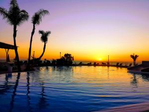 Het zwembad bij of vlak bij Hotel Riosol