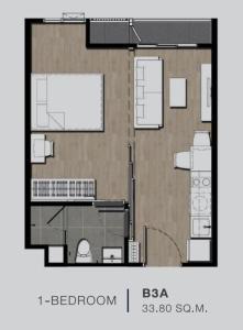 The floor plan of CBD Asoke/Nana/Ploenchit +2 mins to Terminal 21