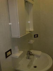 A bathroom at Residence Nettuno