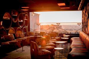 Restaurant ou autre lieu de restauration dans l'établissement Jam Hotel