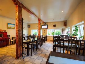 Restoranas ar kita vieta pavalgyti apgyvendinimo įstaigoje El Arm El