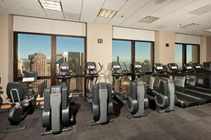 The fitness center and/or fitness facilities at Grand Hyatt San Francisco Union Square