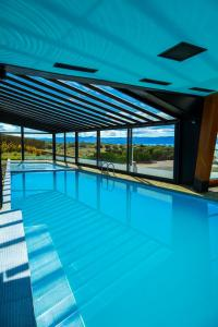 The swimming pool at or near Design Suites Calafate