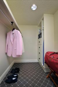 A bathroom at Fairmont Southampton