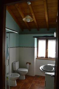 Un baño de Casa el Fanoso