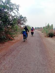 Horseback riding at the homestay or nearby