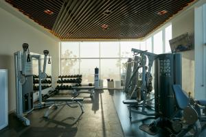 The fitness center and/or fitness facilities at Cinnamon Red Colombo