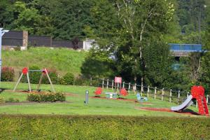 Children's play area at Les Belles Rives 2p 5