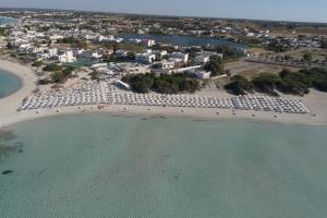 Vista aerea di Tabù Hotel