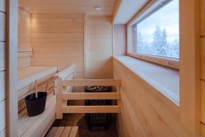 Spa and/or other wellness facilities at Lapland Hotels Sky Ounasvaara