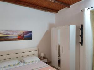 Letto o letti in una camera di Casa Marley