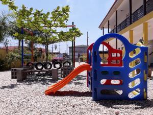 Children's play area at Pousada N Sra de Fatima