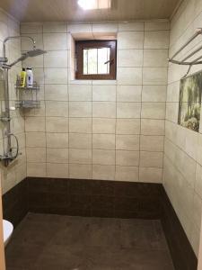 Um banheiro em Cülyan ev