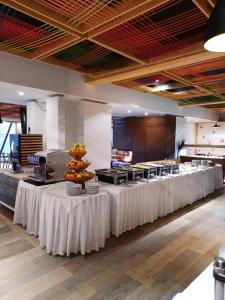 Restoran ili neka druga zalogajnica u objektu Hotel Han Bjelašnica