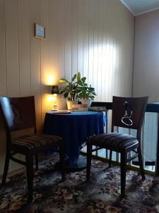 Zona de estar de Hostel31