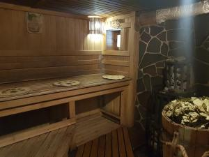 Spa and/or other wellness facilities at Снежинка