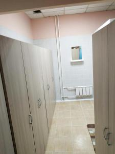 Ванная комната в Hostel Legendarny