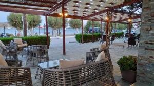 Εστιατόριο ή άλλο μέρος για φαγητό στο Ξενοδοχείο Αστέρι