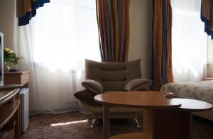 Гостиная зона в Парк отель Мечта