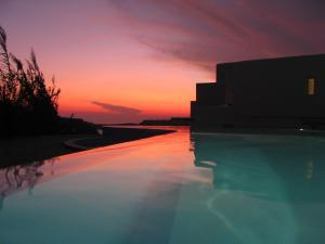 The swimming pool at or near Archipelagos Resort Hotel & Villas
