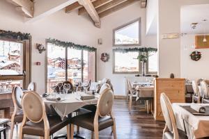 Ristorante o altro punto ristoro di Hotel Le Gentiana