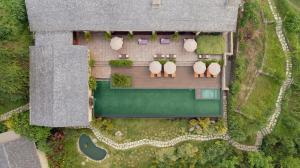 The floor plan of The Pavilions Himalayas The Farm