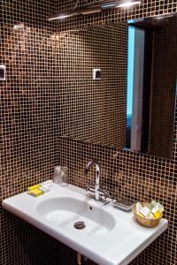 Ванная комната в Отель Дона