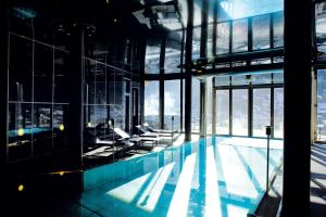 The swimming pool at or close to The Omnia