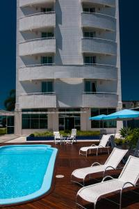 The swimming pool at or near Golden Hotel e Eventos