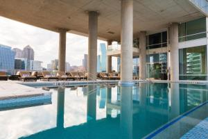 The swimming pool at or near W Dallas - Victory