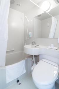 Koupelna v ubytování Toyoko INN Marseille Saint Charles