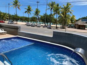 The swimming pool at or close to Pajuçara Hotel Express