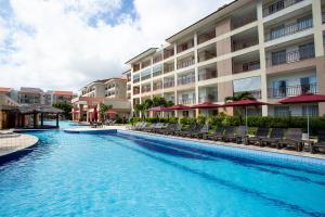 A piscina localizada em Beach Park Resort - Wellness ou nos arredores