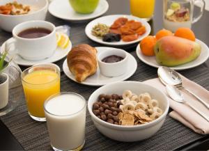 Завтрак для гостей Park Inn by Radisson
