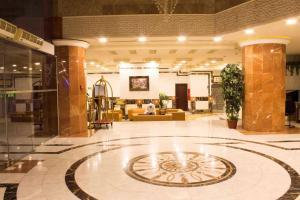 O saguão ou recepção de فندق ارتال طيبة Artal Taiba Hotel