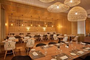 Restaurant ou autre lieu de restauration dans l'établissement Secrets Lanzarote Resort & Spa - Adults Only (+18)