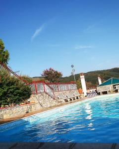 The swimming pool at or close to Casa vacanze villa Pellegrino