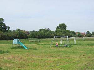 Children's play area at Henloft