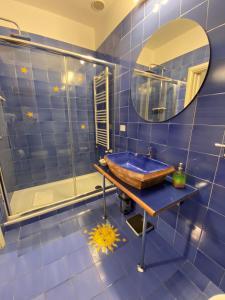 A bathroom at B&B Mini Hotel Incity