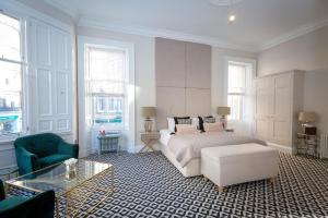 Letto o letti in una camera di The Lane Hotel