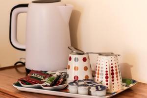 Coffee and tea making facilities at An Bruachan B&B
