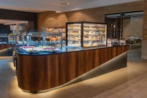 The lounge or bar area at Grand Bavaro Princess - All Inclusive