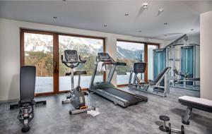 Фитнес-центр и/или тренажеры в Burgfellnerhof - Adults Only