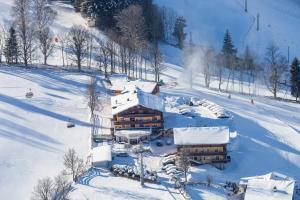 Burgfellnerhof - Adults Only зимой