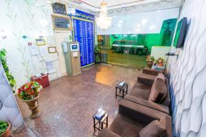 O saguão ou recepção de Al Eairy Apartments - Al Taif