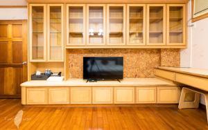 宿曦 Suxi House電視和/或娛樂中心