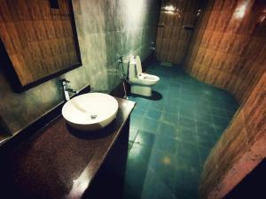 A bathroom at Chhotaram Prajapat Home Stay